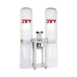Вытяжная установка JET DC-3500  со сменным фильтром 400V 4800W