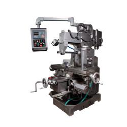 Универсальный фрезерный станок (металл) JET JMD-26X2 2200W