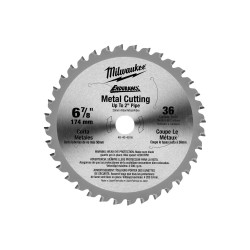 Диск пильный по металлу Milwaukee 165х16 Z48