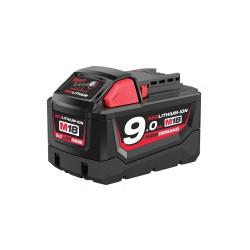 Аккумулятор MILWAUKEE M18 B9 (Li-Ion9Ач) 4932451245