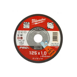 Диск отрезной Milwaukee SCS 41/125x1 PRO