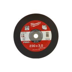 Диск отрезной Milwaukee SC 41/230x3