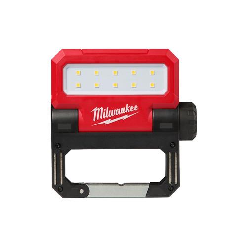 Аккумуляторный фонарь MILWAUKEE заряжаемый через USB L4 FFL-201