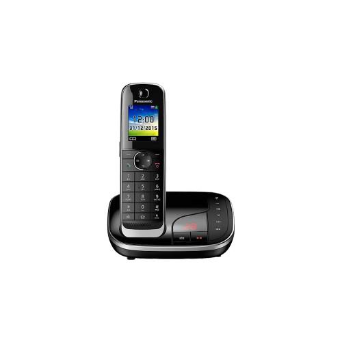 Телефон беспроводной с автоответчиком PANASONIC DECT KX-TGJ320UCB