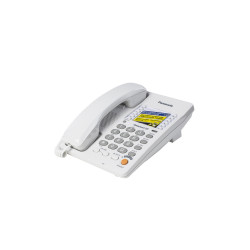 Стационарный телефон PANASONIC KX-TS2363UAW