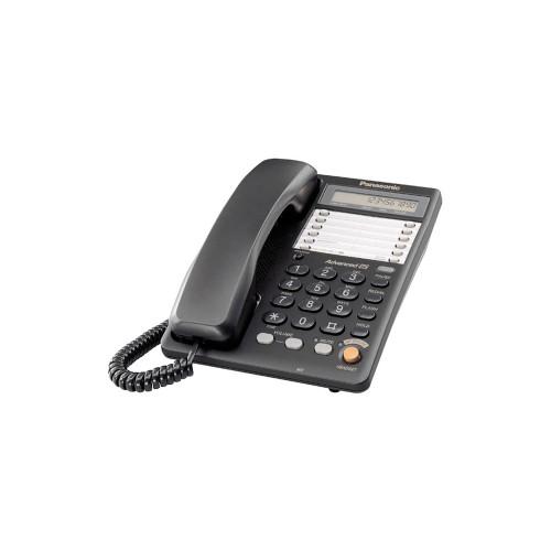 Стационарный телефон PANASONIC KX-TS2365UAB