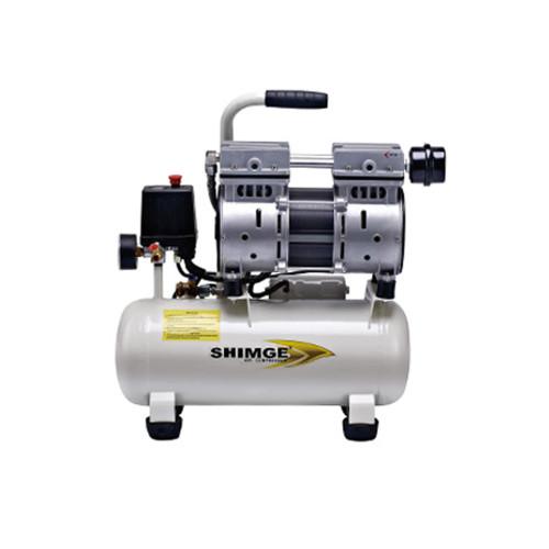 Компрессор бесшумный SHIMGE SGW550 550W 8L
