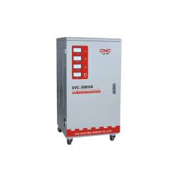 Стабилизатор напряжения напольный CNC SVC-15KVA 280V- 430V LED