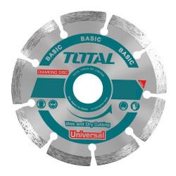 Диск алмазный  TOTAL TAC2111253