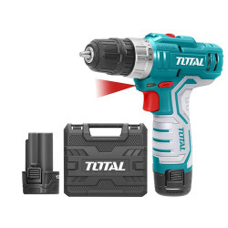 Дрель аккумуляторный TOTAL TDLI1232