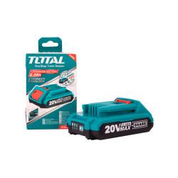 Батарея аккумуляторная TOTAL TFBLI2001