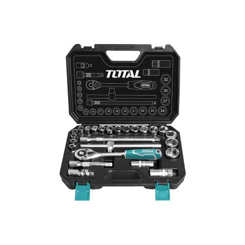 Набор головок TOTAL THT121251
