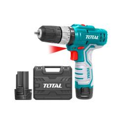 Дрель ударный TOTAL TIDLI1232