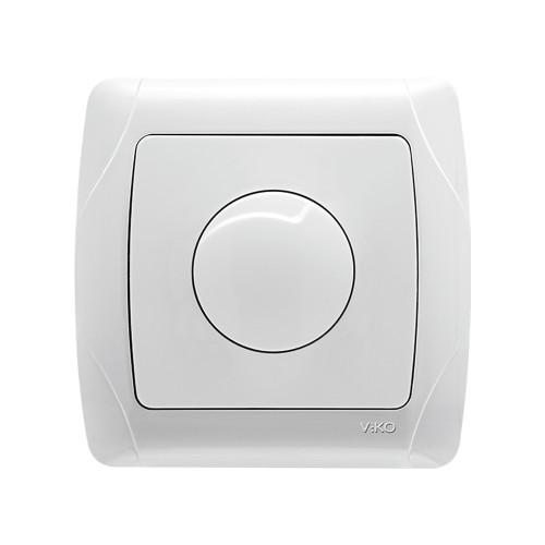 Выключатель  VIKO CARMEN 1000W светорегулятор (диммер)