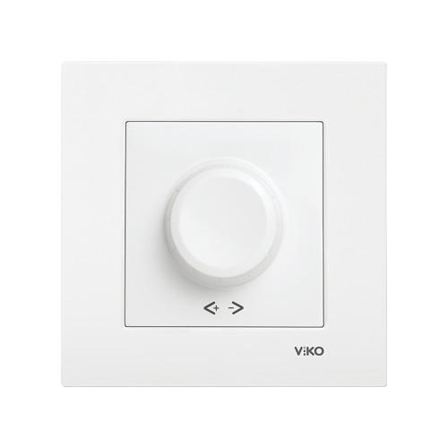 Выключатель VIKO KARRE светорегулятор (диммер) 1000W
