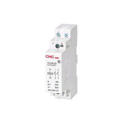 Контактор модульный CNC  YCCH6-25 20 AC 220V