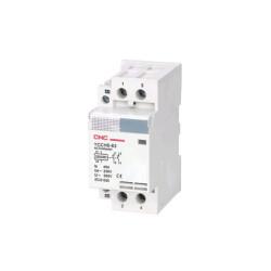 Контактор модульный CNC  YCCH6-63 20 AC 220V