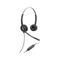 Профессиональная гарнитура AXTEL Elite HDvoice MS duo NC USB