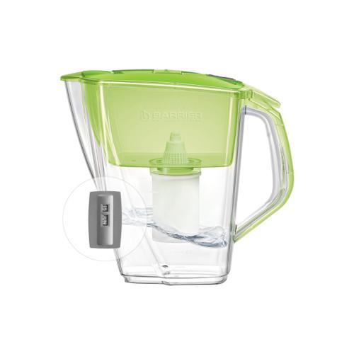 """Фильтр-кувшин для очистки воды """"БАРЬЕР Прайм"""" зеленое яблоко"""