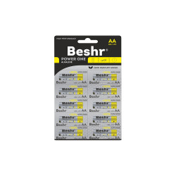 Батарейка BESHR POWER LIFE SUPER HEAVY DUTY 2BAAA R03P 1.5V