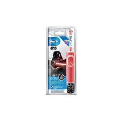 Электрическая зубная щетка BRAUN Oral-B Vitality Kids Star Wars (D100.413.2K)