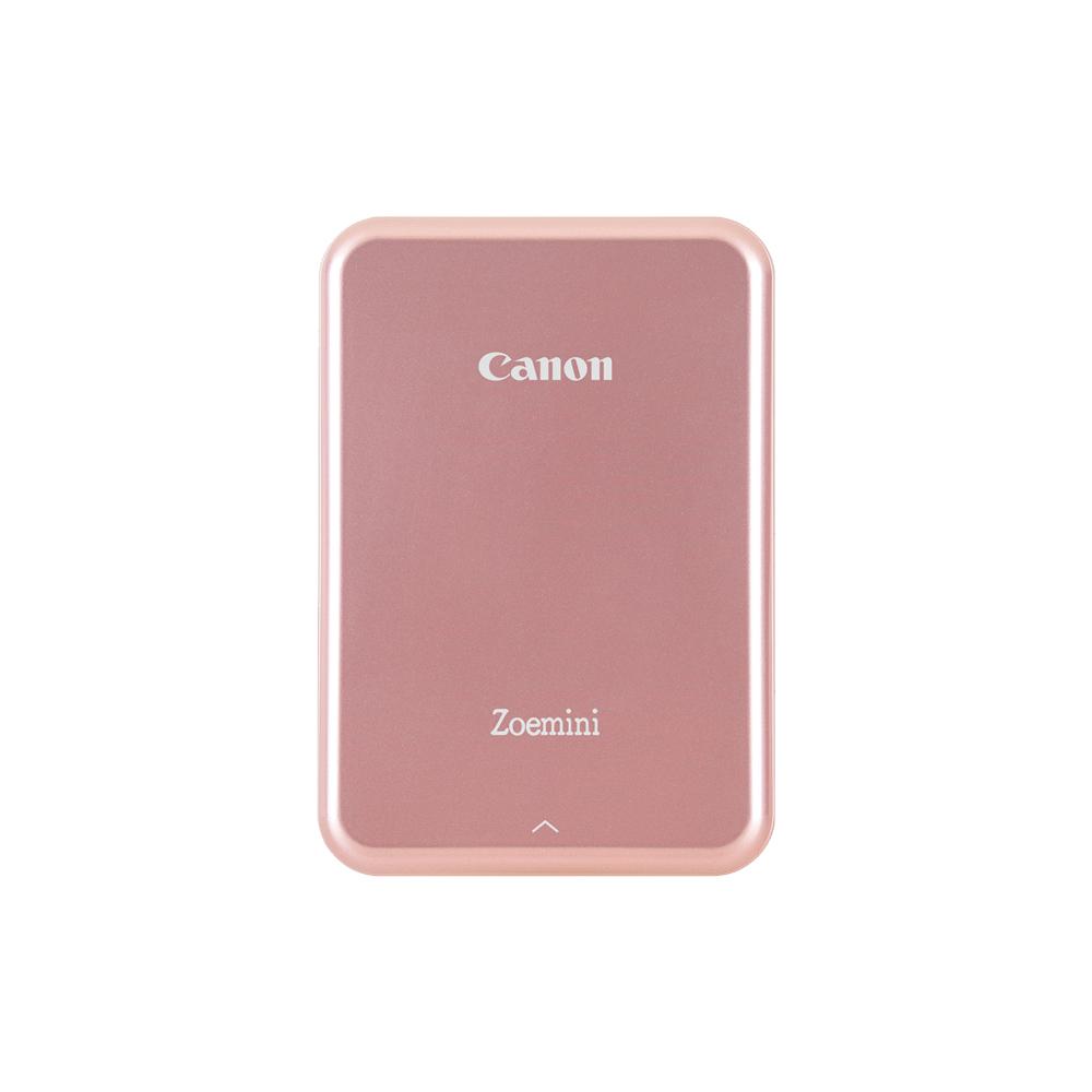 Мобильный фотопринтер Zoemini PV123 (rosegold)