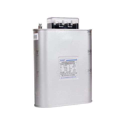 Трехфазный конденсатор CHINT BZMJ 0.45-10-3 АС400В, 10кВАр