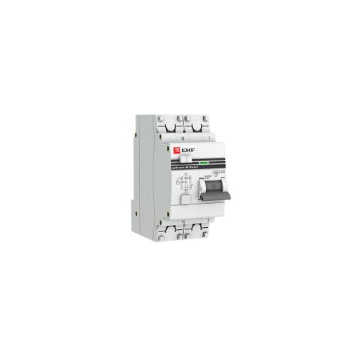Дифавтомат EKF DA32-25-30-pro 25A