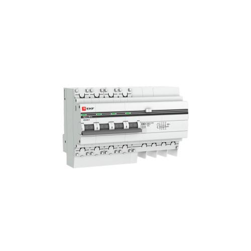 Дифавтомат EKF DA4-63-30-pro 63A