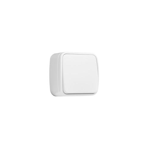 Выключатель EKF 1кл Мадрид EGV10-021-10 кнопочный