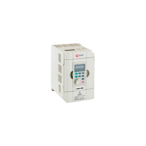 Преобразователь частоты EKF VT100-0R4-1B