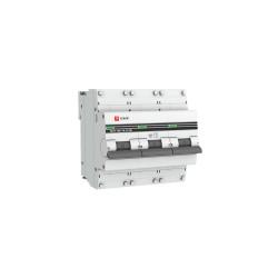 Автомат выключатель модульный EKF MCB47100-3-100C-Pro