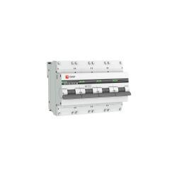 Автомат выключатель модульный EKF MCB47100-4-100C-Pro