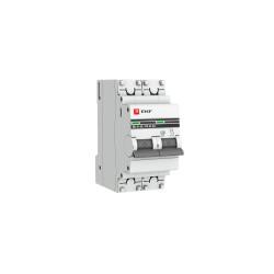 Автомат выключатель модульный EKF MCB4763-2-02C-Pro