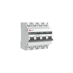 Автомат выключатель модульный EKF MCB4763-4-16C-Pro