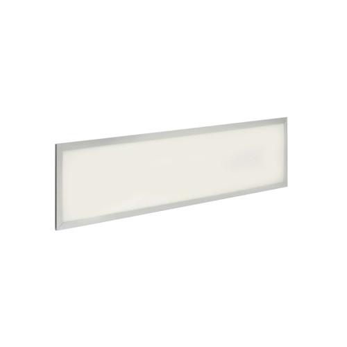 Светодиодная встраиваемая панель LPN10-30х120-40-4000 Silver 40Вт 220В 4000К ELT