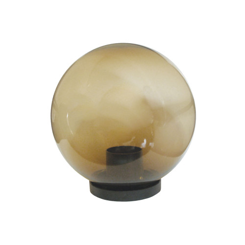 Светильник Шар PMMA D250 Smoke