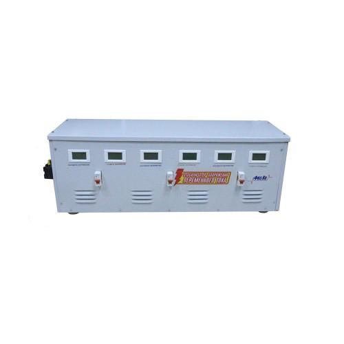 Стабилизатор напряжения 3-фазный Фаз-ка 30kVa 120-240V