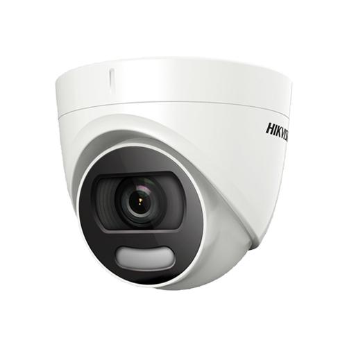Видеокамера HIKVISION (потолочная)  DS-2CE72HFT-F -Color Vu