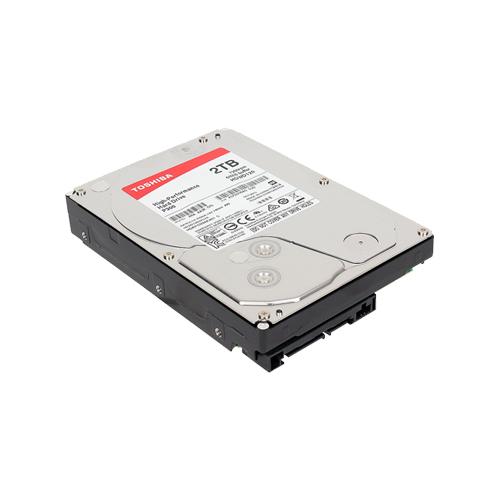 Диск для видеонаблюдения Toshiba - HDD - DT01ABA100V