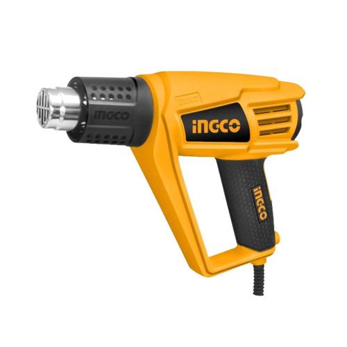 Строительный фен INGCO HG20008.2 Industrial Case
