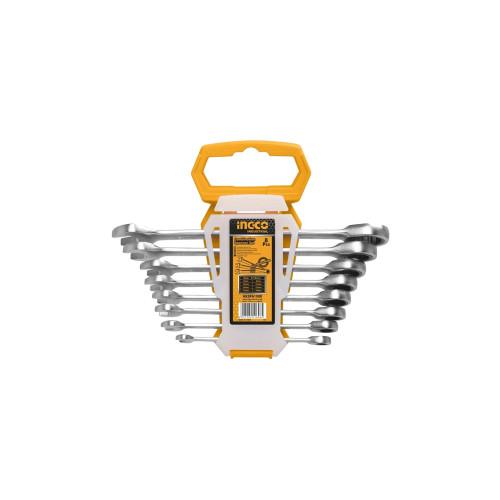 Набор комбинированных гаечных ключей  INGCO HKSPA 1088