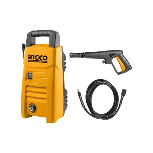 Мойка высокого давления - 1200 Вт (90 БАР) - INGCO HPWR12001
