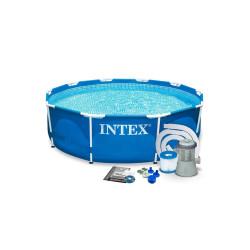 Бассейн каркасный INTEX 28202