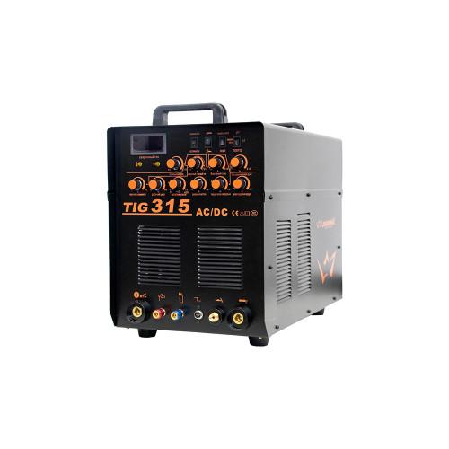 Ручное сварочное инвертор Leadermax TIG-315ACDС 380V