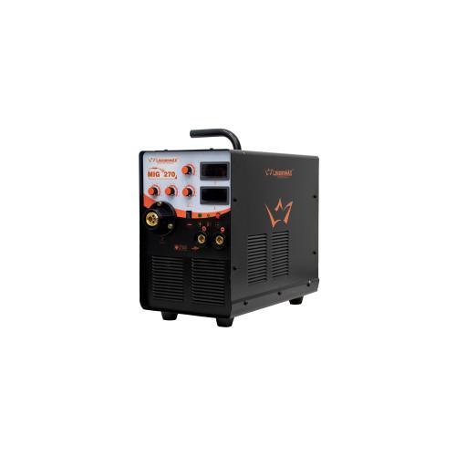 Сварочный аппарат (Полуавтомат-кемпи) LEADERMAX MIG-270 0,8-1см