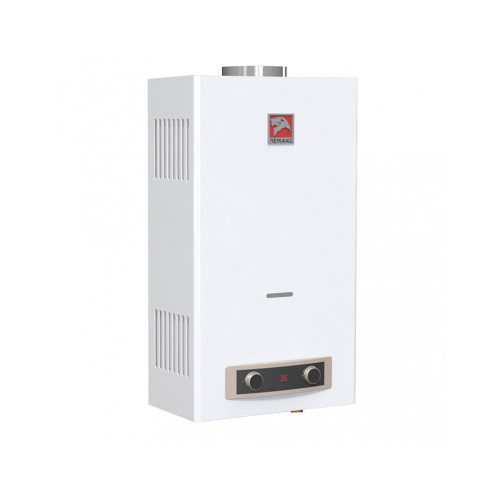 Проточный газовый водонагреватель ЛЕМАКС Евро-20
