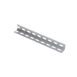 Профиль перфорированный металлический L-образный
