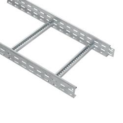 Лоток металлический лестничный 50х 200 х 3000  1,2мм