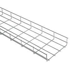 Лоток металлический сетчатый 100х60х3000